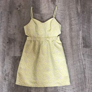 American Eagle cut out dress size 2